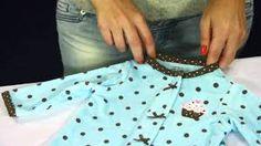 Resultado de imagem para pijama de bebe - molde 518d4f2c6c7