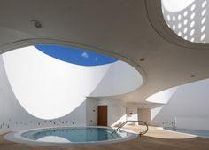 Therapeutic Pools for La Esperanza School FUSTER + Architects