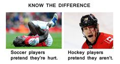 Why no matter how hard my foreign coworkers try to convert me to soccer, I'll always be a proud hockey fan. - Imgur