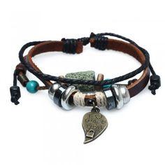Cheap Crystal Bracelets, Fashion Bracelets, Silver Mens Bracelets, Pearl Bracelets - Page 2