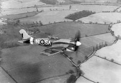 Hawker Tempest Mark V of 486 Sqn Aircraft Photos, Ww2 Aircraft, Fighter Aircraft, Military Aircraft, Air Fighter, Fighter Pilot, Fighter Jets, Hawker Tempest, Hawker Typhoon