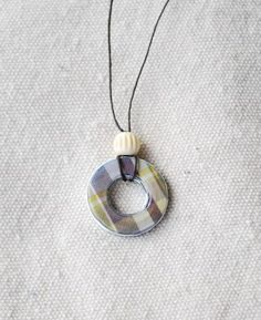 Great Girl Scout craft idea - washer necklaces.  You could do a Making Jewelry design your own badge.