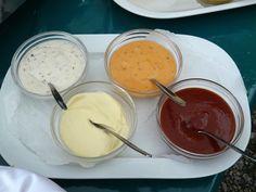 Recetas caseras para hacer ricas Salsas | Recetas de Cocina Casera - Recetas fáciles y sencillas