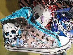 Ed Hardy shoes