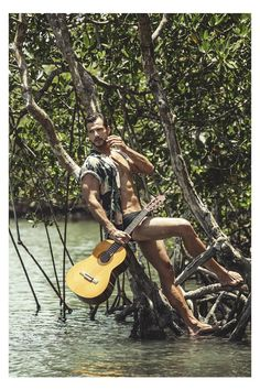 Editorial: Beauty By Nature Modelo: #ClaudioAvilla Agencia: #WayModel  Fotógrafo: #StefanoRaphael Estilista: #DayMolina