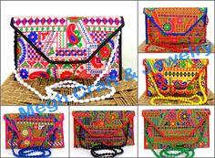 Designer BANJARA HANDBAGS Retail : https://www.craftnfashion.com Whatsapp : 9375519381 E-mail : craftnjewelery@gmail.com