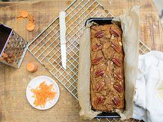 Rens Kroes Banana carrot brood