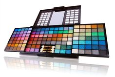 SHANY Intense Eyes Palette - 72 Color Eyeshadow Palette