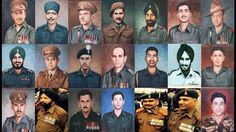 Recipients of Param Vir Chakra | Real Heroes of India l Trifid Research