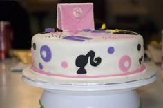 Barbie birthday By MrsFoltz on CakeCentral.com