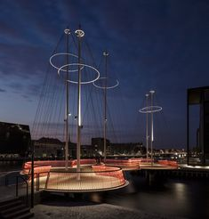 Cirkelbroen, 2015 - Studio Olafur Eliasson - http://www.archilovers.com/projects/162987