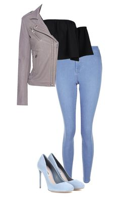 """Untitled #418"" by x-little-miss-perfect-x on Polyvore featuring New Look, Boohoo and IRO"