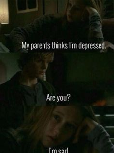 Tate and Violet; Murder House