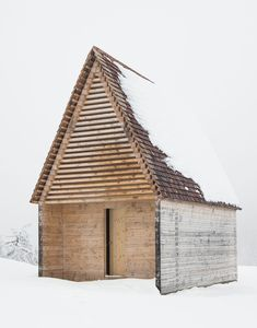 She danced all night.and all the way home. Wood Architecture, Vernacular Architecture, Contemporary Architecture, Architecture Details, Historical Architecture, Cabins In The Woods, House In The Woods, A Frame Cabin, Small Buildings