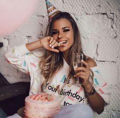 Party Makeup Ideas Birthdays 47 Ideas For 2019 - Makeup İdeas Tutorial 25th Birthday, Birthday Celebration, Girl Birthday, Happy Birthday, Tumblr Birthday, 30th, Birthday Goals, Birthday Photography, Shooting Photo