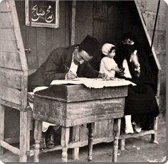 Arzuhalci - 1900 ler