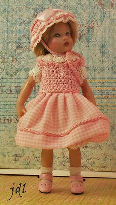 "Handmade outfit 8"" Riley Kish doll jdldollclothes.com"