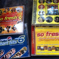 These were the only CDs worth buying.