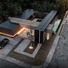 "1,205 Me gusta, 26 comentarios - Dream Houses | Denmark (@rasdreamhouses) en Instagram: ""We only design exclusive houses!! #architecture #architecturelovers #design #houses #villa…"""