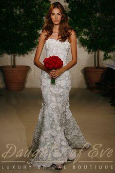 ODLR Oscar De La Renta bridal dress look 10