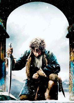 Bilbo and the BOFA poster