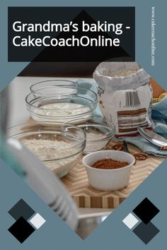 With such fond memories of baking smells in our kitchen growing up... it made me realise how fortunate I was to have learnt baking and cookery skills from my mother. But I also learnt not to take it for granted that people also knew how to bake either! Read our blog to find out more.
