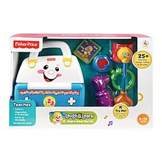 Fisher Price® Laugh & Learn™ Sing-a-Song Med Kit at Big Lots.