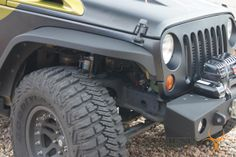 JK 2/4 Door Odyssey Front Flares Jeep Fenders, Jeep Parts, Jeep Jk, Wrangler Jk, Monster Trucks, Rebel, Cars, Ideas, Autos