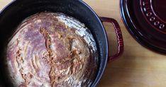 Laskominy od Maryny: Ořechový kváskový chléb