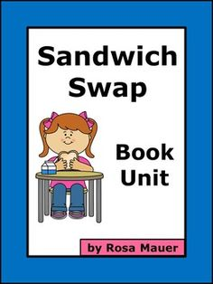 The Sandwich Swap by Rania Also Abdullah and Kelly Dipucchio: In this packet, receive vocabulary word cards and list, 28 comprehension questions in task card format, two vocabulary practice worksheets, and a math word problem printable. Answers for the teacher are provided.