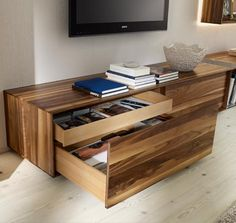 modern home theater wall units - Google Search