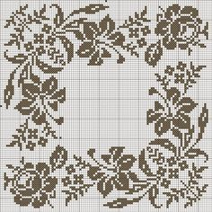 Thrilling Designing Your Own Cross Stitch Embroidery Patterns Ideas. Exhilarating Designing Your Own Cross Stitch Embroidery Patterns Ideas. Cross Stitch Rose, Cross Stitch Borders, Cross Stitch Flowers, Cross Stitch Designs, Cross Stitching, Cross Stitch Embroidery, Embroidery Patterns, Cross Stitch Patterns, Filet Crochet Charts