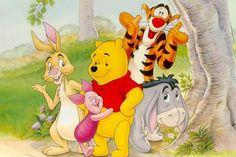 Winnie The Pooh 2 Cross Stitch Pattern LOOK