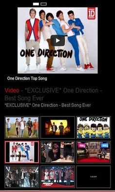 Hello One Direction fans!<br>I am an One Direction fan myself so I decided to make this app.<br>This is a simple One Direction video apps with all the One Direction members.<br>Enjoy!<p>If there are any bugs please tell me.<br>Thank you.<p>Features:<p>-Get the best of One Direction Full Videos, News, and much More <br>-Enjoys as many episodes as you wish for free!<br>-And more, much more<br>So, what are you waiting for? We Don't know how long can give you this for free.<br>Install this free…