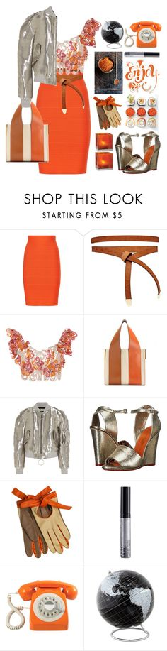 """""""02.09.17-2"""" by malenafashion27 ❤ liked on Polyvore featuring BCBGMAXAZRIA, ASOS, Johanna Ortiz, Chloé, Off-White, Charlotte Olympia, Madame A Paris, NYX, GPO and Cultural Intrigue"""