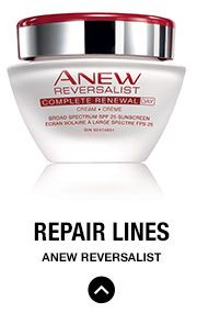 Avon Anew Reversalist Day Cream.  Broad Spectrum SPF25.  See wrinkles virtually disappear day after day.  1.7 oz. net wt.