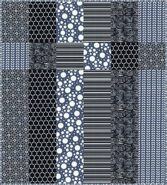 """""""Little Black Quilt"""" FREE quilt pattern by Barb and Mary at """"Me and My Sister"""" designs blog and store ...would make a great quilt back!"""