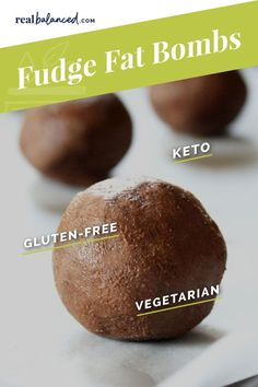 These Fudge Fat Bombs are the ultimate ketogenic dessert! This recipe is keto, low-carb, paleo, grain-free, gluten-free, dairy-free, vegetarian, vegan, Egg Free Desserts, Low Carb Desserts, Vegan Desserts, Vegetarian Keto, Vegan Keto, Paleo Dessert, Dessert Recipes, Ketogenic Desserts, Fat Bombs