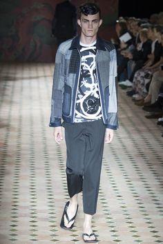 Junya Watanabe: menswear spring/summer 2015