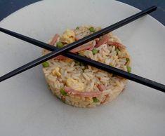 Recette riz cantonais express par karineo - recette de la catégorie Plat principal - divers