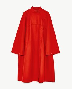 Image 11 de GABARDINE CAPE XL de Zara