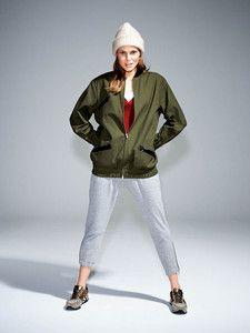 burda style: Damen - Jacken & Mäntel - Jacken - Hüftlanger Blouson - Parka-Stil
