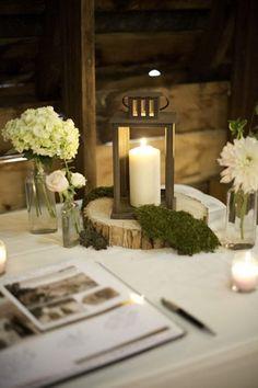 Rustic New York Real Wedding | Confetti Daydreams