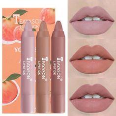 Velvet Lipstick, Lipstick Set, Matte Lipstick, Makeup Lipstick, Crayon Lipstick, Makeup Kit, Beauty Makeup, Soft Makeup, Makeup Products