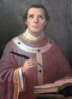 Primeiros anos Santo Anselmo nasceu em Aosta, parte do Reino de Arles, por volta de 1033. Sua família tinha fortes relações com a p...
