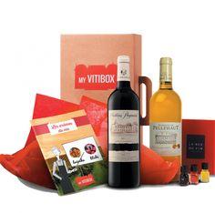 Résultats concours : 1 box My Vitibox + 1 carte membre du Club français du Vin gagnées