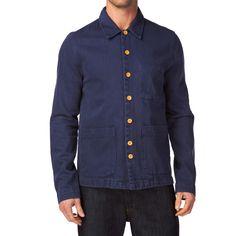 Bellfield Communion Jacket - Worker Blue