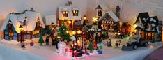 I've been busy adding smd LED's in the Lego Winter sets. I think the result looks quite nice so I decided to share it. The links contain larger versions. Ov...