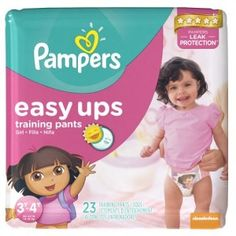 Potty Training Tips with Pampers Easy Ups and a Giveaway! #PampersEasyUps - Strange Daze Indeed