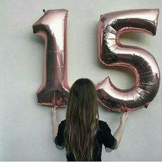 15th Birthday Party Ideas, Cute Birthday Ideas, Birthday Goals, Birthday Fun, Cute Birthday Pictures, Birthday Images, Disney Instagram, Instagram Girls, Tumblr Birthday